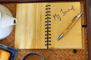 Journaling: Sich glücklich schreiben