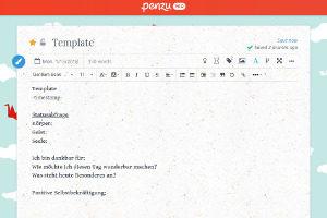 Journaling: Online-Tagebücher sind praktisch für jede Form des Journalings