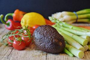 Frisches Gemüse ist essentiell